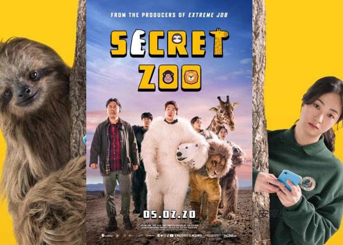 Film Komedi Korea Secret Zoo