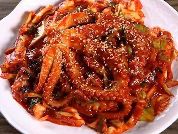 Makanan khas Korea 1