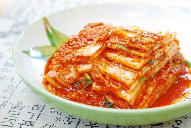 Makanan korea paling populer 1
