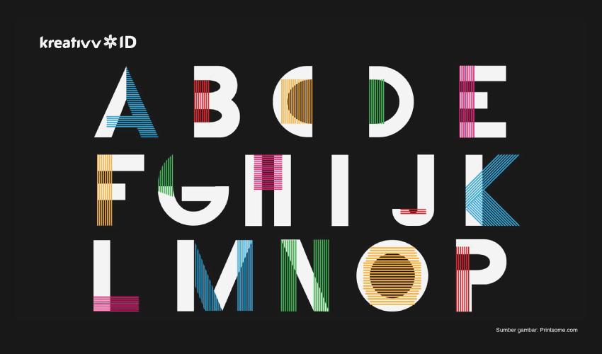 Yuk Pilih Font Keren Untuk Logo Supaya Desainmu Beda Dari Yang Lain