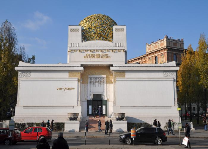 1. Secession Building – Vienna