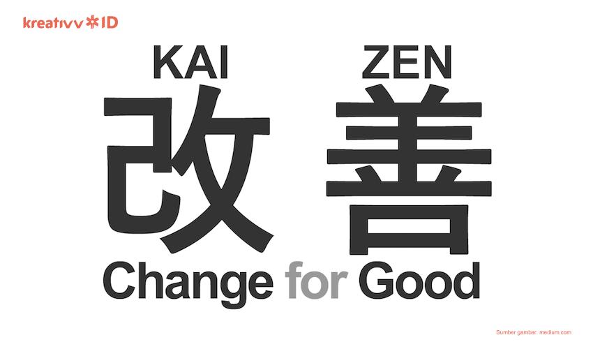 kaizen adalah