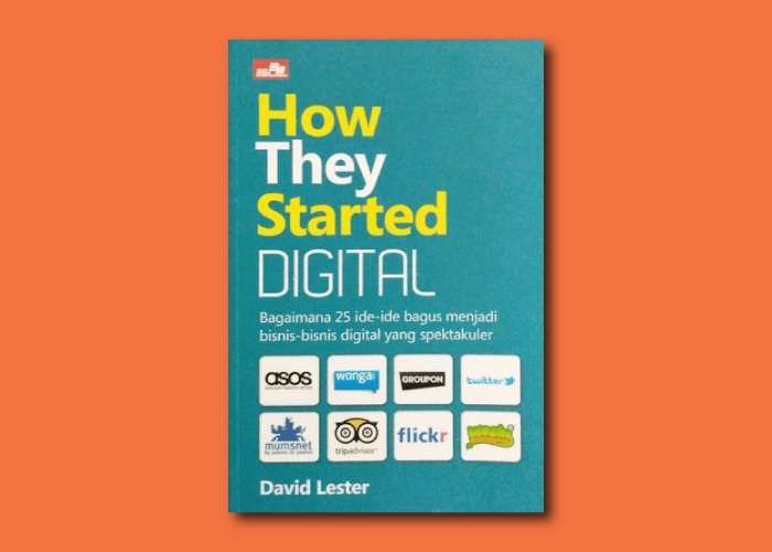 how they started digital by David Lester