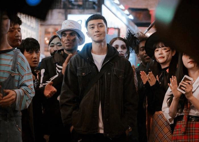 film korea itaewon class