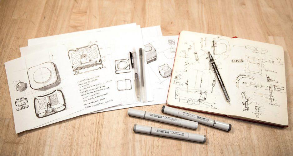 perencanaan konsep desain