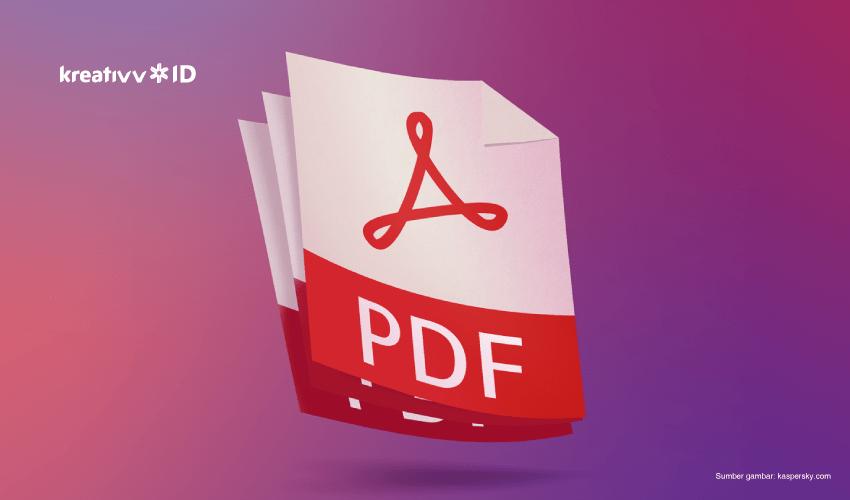 menggabungkan pdf