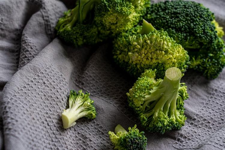 buah brokoli
