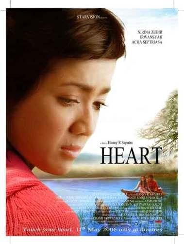 poster film heart