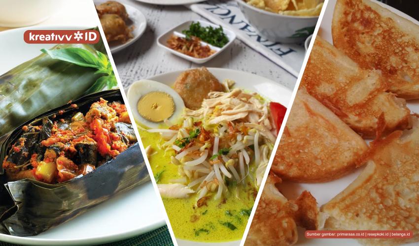 kuliner kembar indonesia