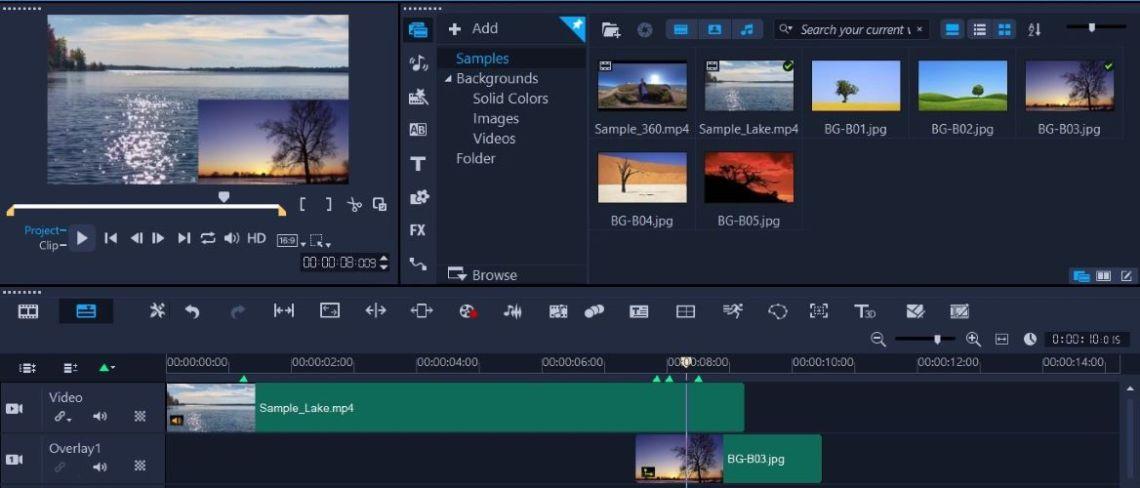 Corel VideoStudio Pro 2020