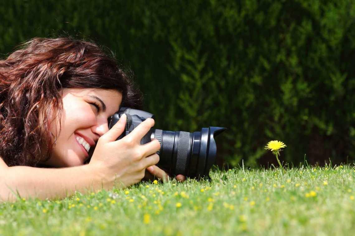 cara latihan plant photography