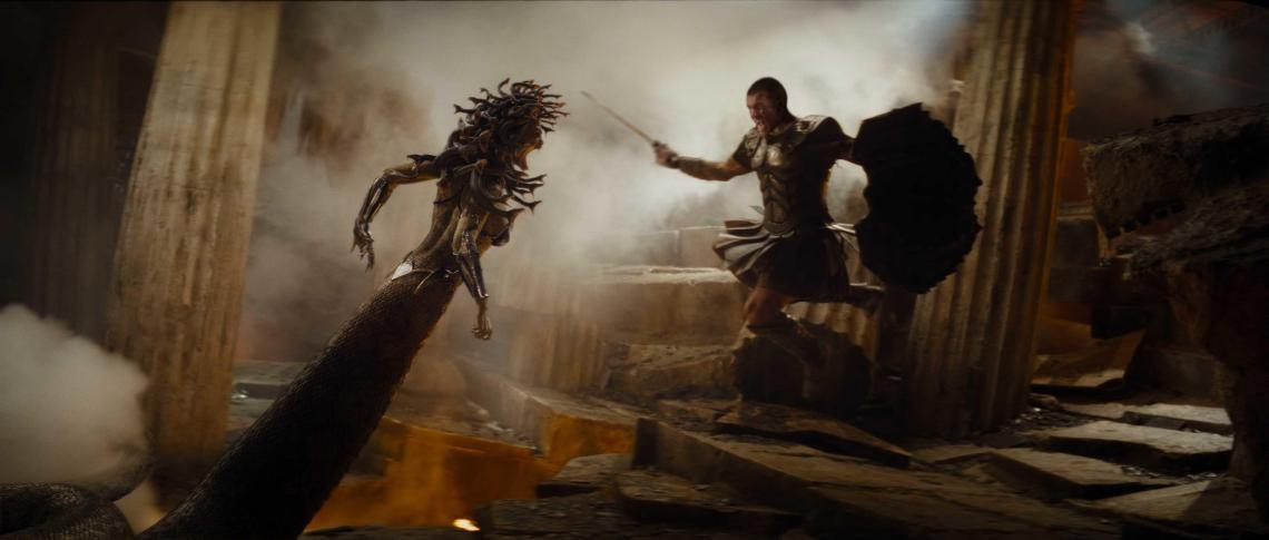 film Clash of the Titans