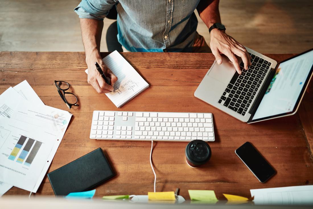 bekerja di kantor start-up harus multitasking