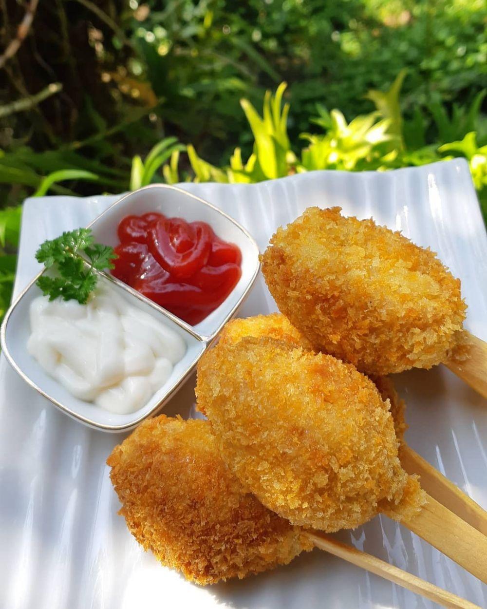 resep frozen food kaki naga