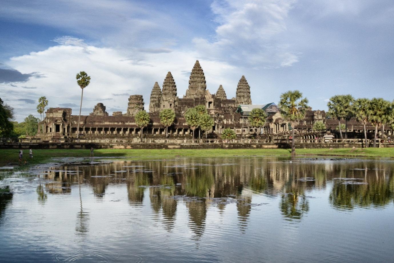 Angkor-Wat–Kamboja