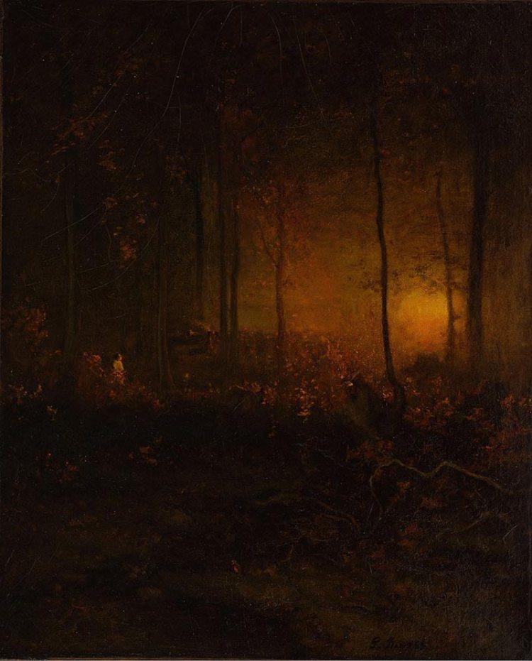 Lukisan-George-Inness
