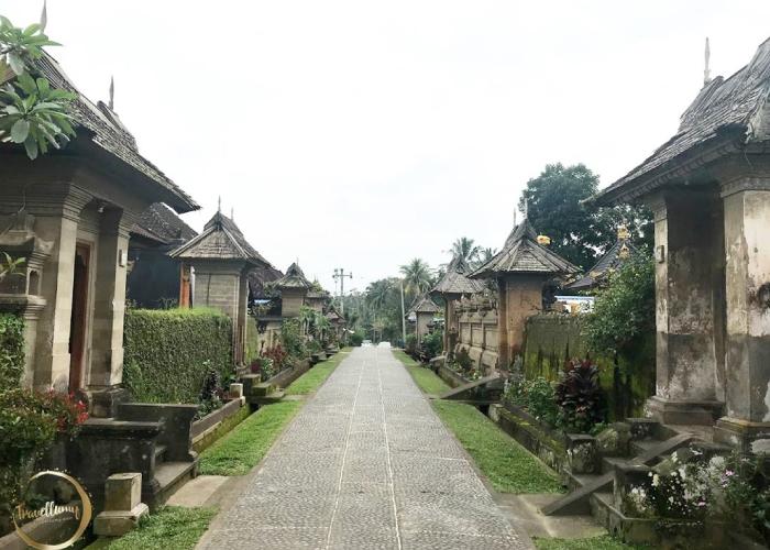 Desa-Penglipuran