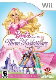 barbie-three-musketeers