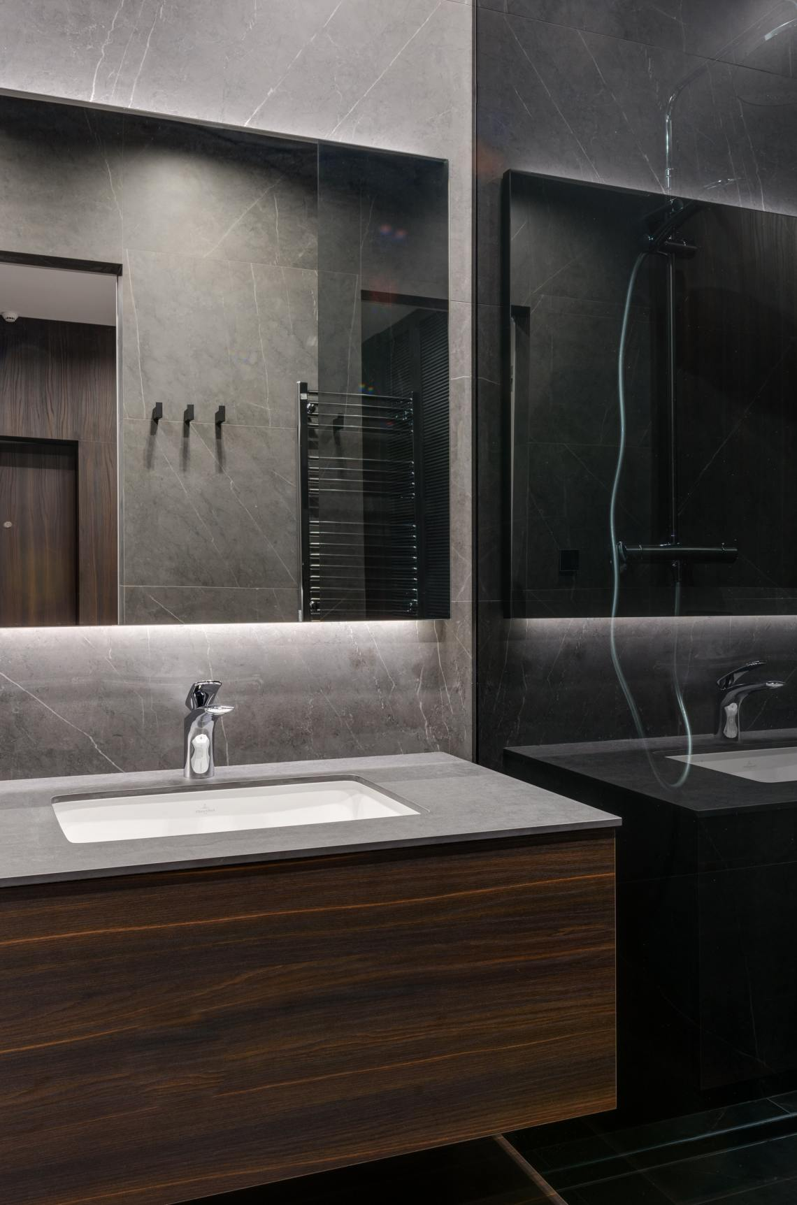 interior bergaya modern luxury