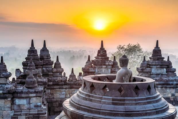 Kuis Candi Borobudur
