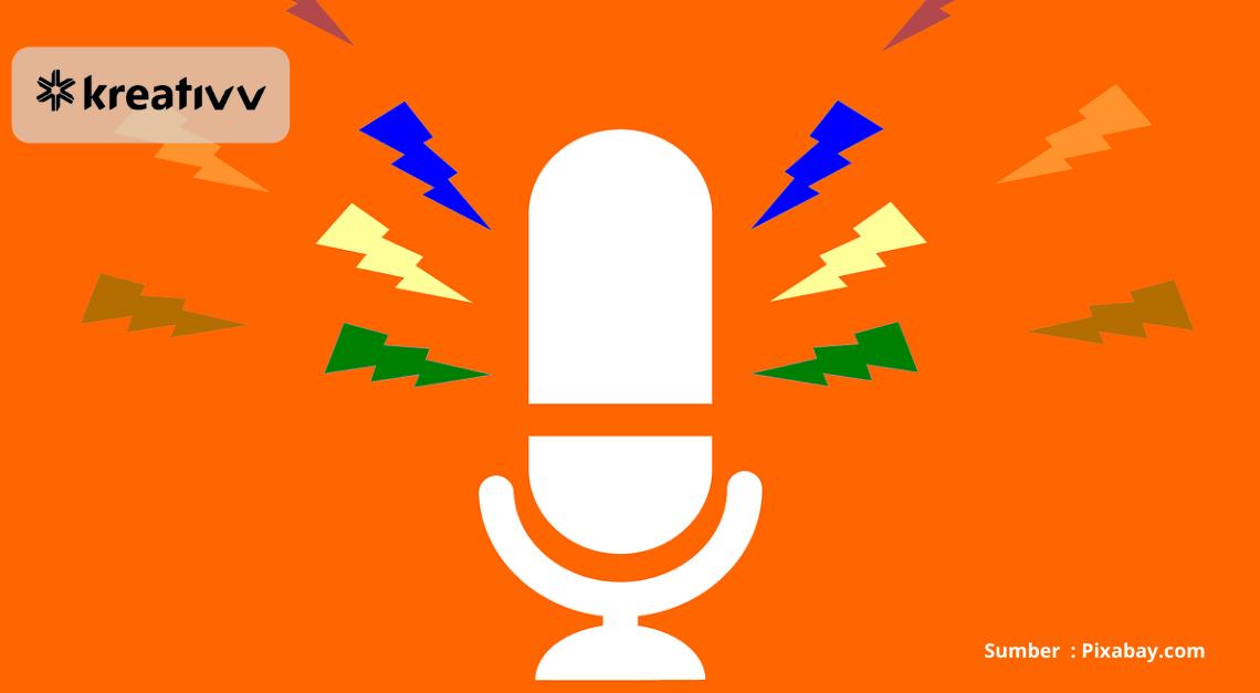Menjadi Seorang Podcaster