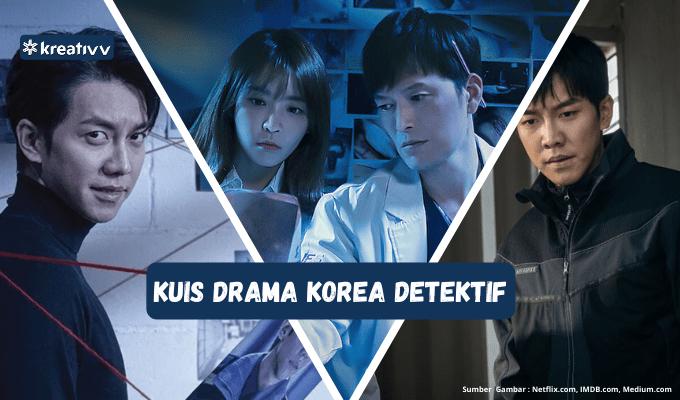 Kuis Drama Korea Detektif