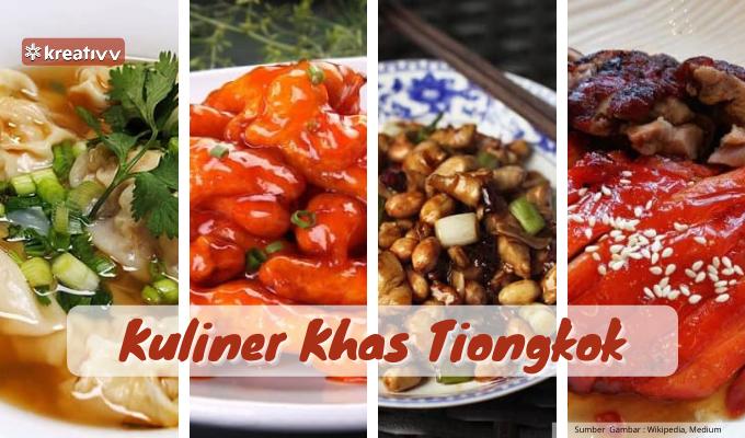 Kuliner Khas Tiongkok
