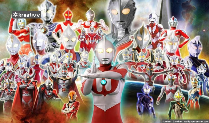 Serial Ultraman