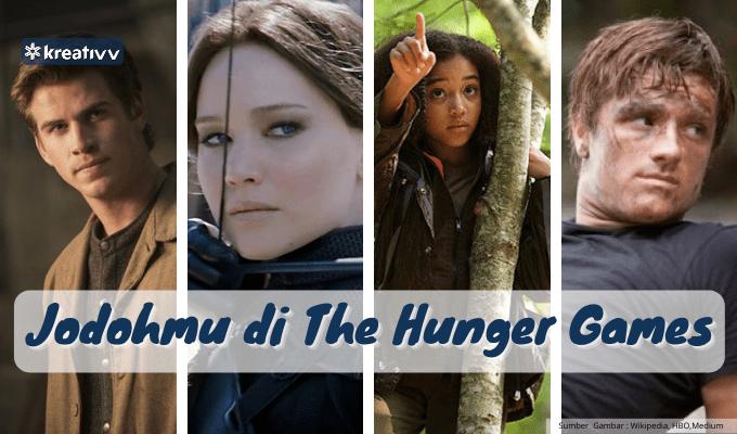 Jodohmu di film The Hunger Games
