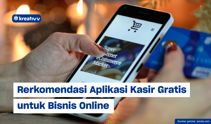 rekomendasi aplikasi kasir gratis