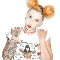 Kreayshawn x United Couture T-Shirts Available Now