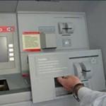 ATM skimmer panel overlay