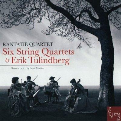 Tulindberg_StringQuartets