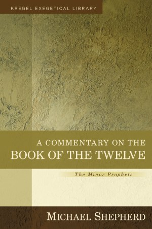 cover image of the book A Commentary on the Book of the Twelve