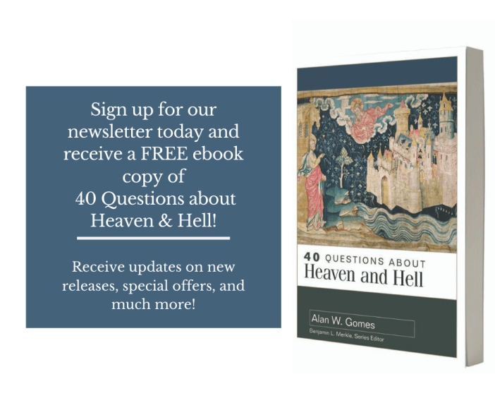 Sign up for our newsletter today and receive a FREE ebook copy of A Commentary on Romans! Receive updates on new releases, special offers, and much more!