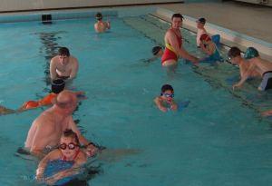Schwimmausbildung in der OG Landstuhl