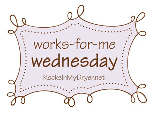 Works_for_me_wednesday
