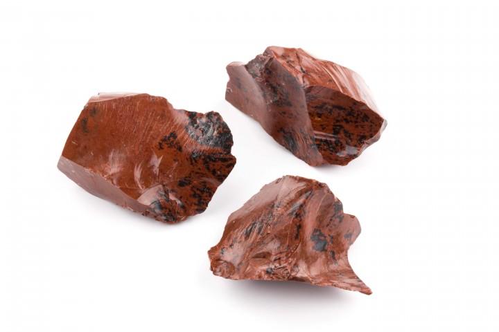 Slag, Brown Glass