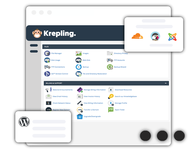 Krepling - Website Builder - Business Marketing - Online Advertisement