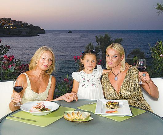 Анастасия Волочкова биография личная жизнь семья муж дети  фото