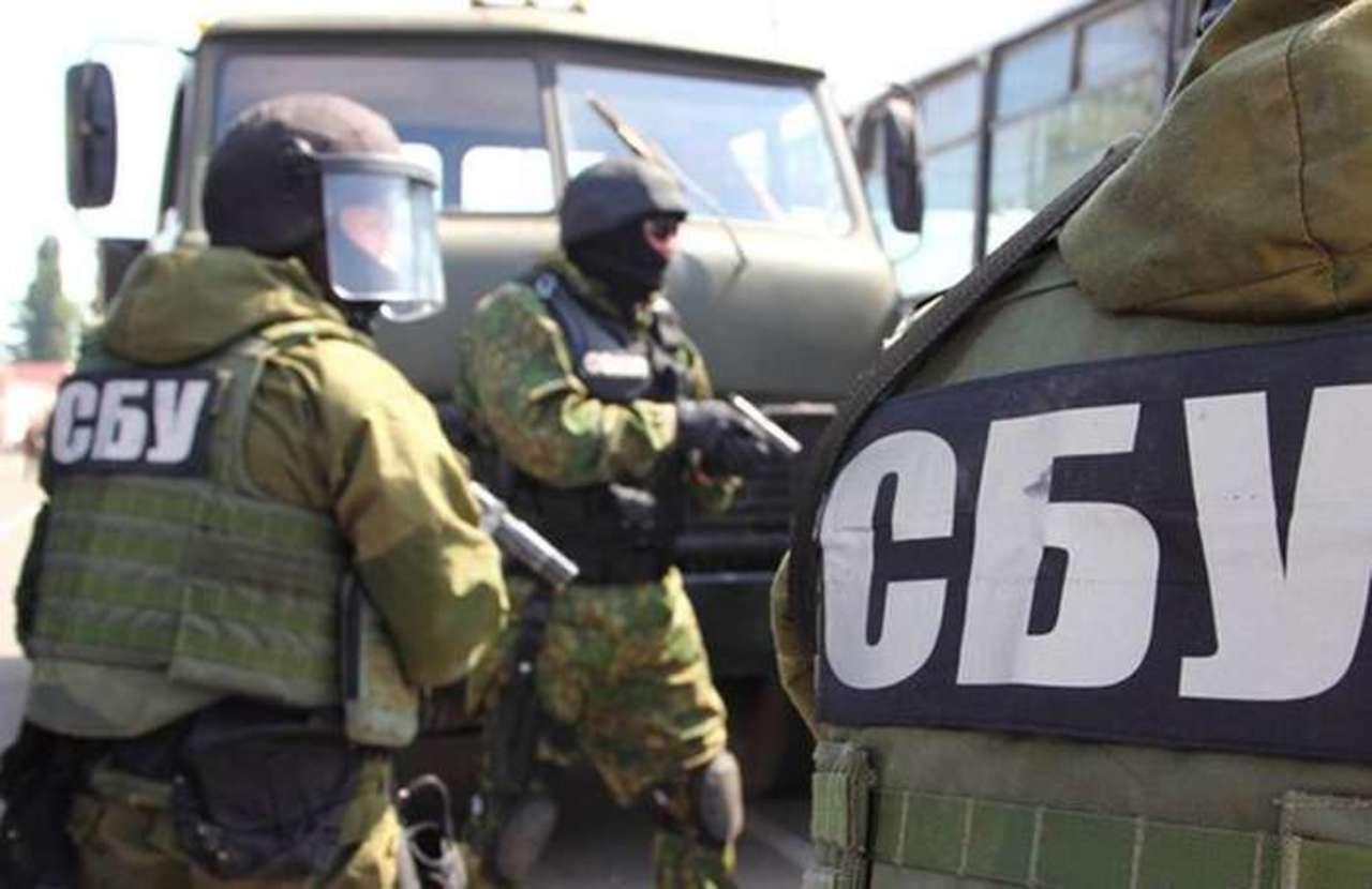 SBU weszło do redkacji portalu krytycznego wobec władz w Kijowie