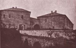 Stary zamek w Grodnie