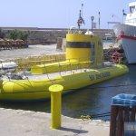 'Sea Discovery' Semi-U-Boot