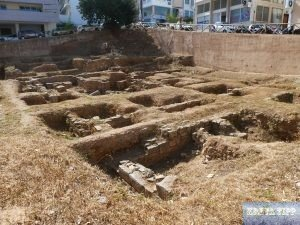 antike Stadt Kamara
