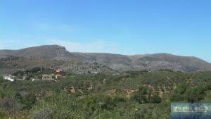 Landschaft um Kastelli