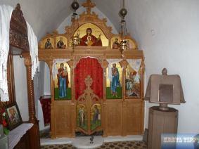 Innenraum Kapelle