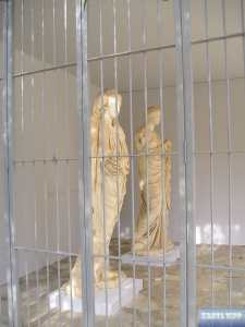 Statuen Gortis