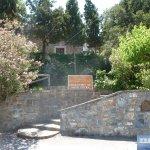 Heilige Kloster von Koufi Petra