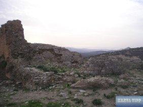 Auf dem Hügel der Akropolis.