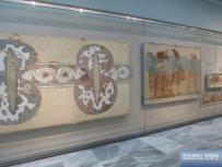 Minoische Fresken.